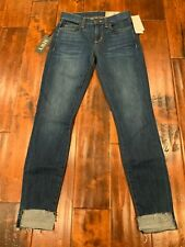 """Siwy Los Angeles """"Lauren"""" Midrise Cropped Skinny Jeans, Size 23, NWT"""