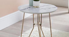 DROP Patina Side Table Style Home Furniture, 14