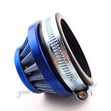 58mm Blue Air Filter For Suzuki Kawasaki Honda Yamaha Motorcycle Motor Bike