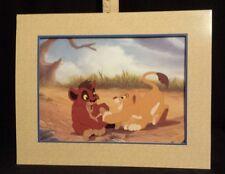Disney The Lion King Litho Print Simba & Kovu new in sleeve
