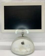 "Apple iMac G4 17"" Desktop Model M6498 256MB Ram 80GB Hard Drive Tested Working"