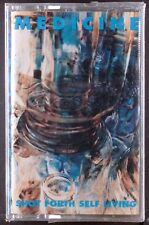 Medicine-Shot Forth Self Living LP CASSETTE ROCK SHOEGAZE 1992 SEALED OOP