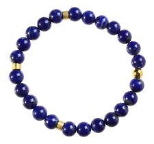 LAPIS LAZULI Edelstein-Armband Stretch / LAPIS Bracelet D267