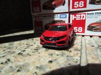 TAKARA TOMICA  #58 HONDA CIVIC TYPE R FIRST SPECIAL EDITION,3pcs~  With Track