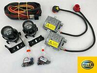 SET Hella 12V Micro DE XENON Fernscheinwerfer D2S schwarz incl. Vorschaltgerät