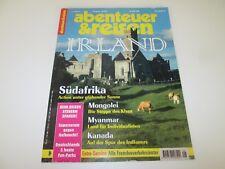 Abenteuer & Reisen - August 08 / 1997 - Irland, Südafrika, Mongolei, Myanmar