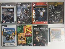 PC Spiele / Games Sammlung / Spielesammlung