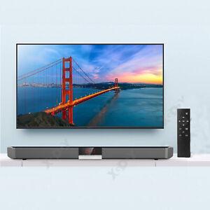 Powerful TV Sound Bar Home Theater Subwoofer Soundbar with Bluetooth Wireless HD