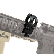 """1"""" Offset Ring 45 Degree Side Picatinny Laser/Flashlight Mount With Thumb Screw"""
