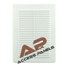 """Air Vent Grille Cover WHITE 175x240mm (6.9x9.4"""") Ventilation Grill Cover"""