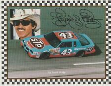 1986 Richard Petty Unocal 76 Pontiac Grand Prix NASCAR Winston Cup T/S postcard