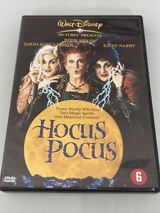 HOCUS POCUS LES TROIS SORCIERES DVD WALT DISNEY S J PARKER B MIDLER VF