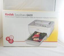 Kodak EasyShare G600 Printer Dock NIB open box  NEW