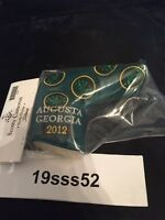 Scotty Cameron 2012 Augusta Masters Green Headcover