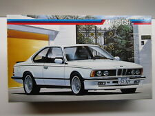 Fujimi 1:24 Scale Enthusiast BMW M635CSi Coupe Model Kit - New Kit # 08012-2500