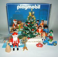 Playmobil 3931 Weihnachtsabend Baum mit Licht - RARITÄT