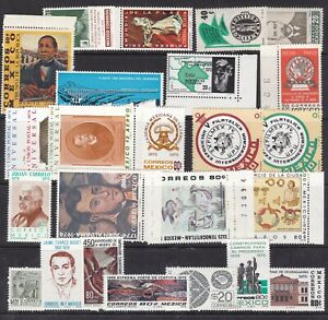 MEXICO^^^^^^# 936//1143  older  MNH  collection  $$@ lar 1885mex5