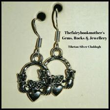 Unbranded Hook Drop/Dangle Tibetan Silver Fashion Earrings