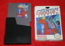 jeu nintendo NES kabuki QUANTUM FIGHTER en boite version fra