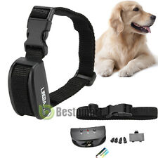 Safety Vibration Anti-Bark Bark Stop No Barking Dog Training Control Collar #LB