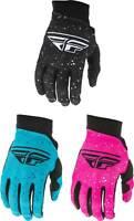 Fly Racing Youth Girls Pro Lite Gloves - MX Motocross Dirt Bike Off-Road ATV MTB