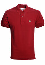 Lacoste Regular Fit Collared Casual Shirts & Tops for Men