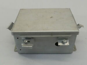 """Control Engineering AN-750651 Type 1 Control Panel Enclosure, 8 x 6 x 4.5"""""""