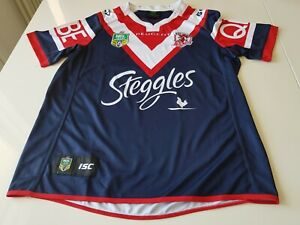 Sydney Roosters Rugby League home shirt 2017