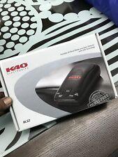 K40 RLS2 PORTABLE ALL BAND RADAR & LASER DETECTOR WITH GPS TICKET FREE GUARANTEE