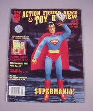Action Figure News & Toy Review Price guide #35 Superman Star Wars Coins GI Joe