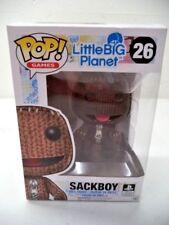 FUNKO POP - GAMES - LITTLE BIG PLANET - SACKBOY - #26