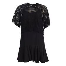Silk Scoop Neck Dresses for Women