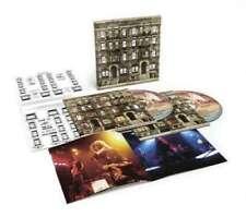 CD de musique rock coffret led zeppelin