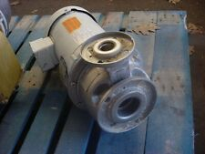 25 X 15 6 Goulds G Amp L Stainless Steel Centrifugal Pump
