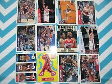 NBA Upper Deck Collector's Choice Basketball Cards1996 (12 Cards)