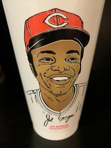 Joe Morgan 7-11 Cup Cincinnati Reds