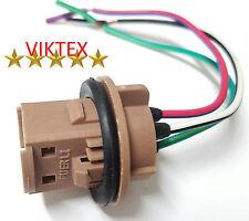 1x t20 7443 w21/5w w3x16q lámparas versión reparación zócalo pera conector cables