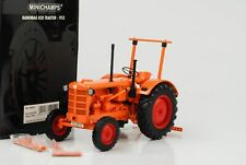 1953 Hanomag R28 Tracteur orange 1:18 Minichamps