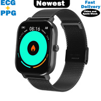 2020 Smart Watch PPG ECG SmartWatch For Men Women Heart Rate for Android IOS