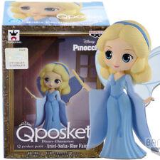 Banpresto Qposket Petit Disney Characters Pinocchio Blue Fairy PVC Figure
