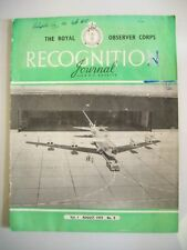 Observer August Military & War Magazines