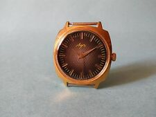 LUCH Gold Plated    USSR  (Serviced,Oiled)