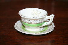 Miniature Doll's Cup and Saucer (#4)
