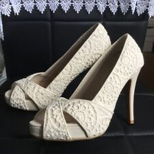New Look Special Occasion Textile Heels for Women