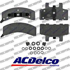 Brake Pad Ceramic Front ACDelco Advantage 14D369CH For GMC C1500, K1500, Yukon
