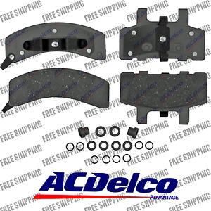 Brake Pads Ceramic Front ACDelco Advantage  For CHEVROLET   GMC  CADILLA