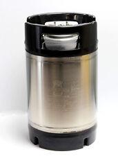 9.5L Brand New Ball Lock Keg Cornelius KegKing Stainless Steel 304 Rubber Handle