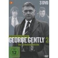 GEORGE GENTLY 2 - DER UNBESTECHLICHE 3 DVD NEU