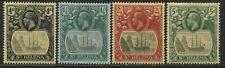 St. Helena 1922 4d to 5/ mint o.g.