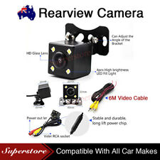 170° Reverse Camera LED HD Car Waterproof Rear View Parking Camera Night Vision
